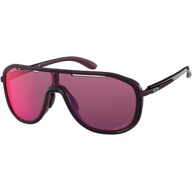 Oakley Outpace Bike Glasses purple